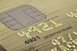EMV transactions start with the integrated chip on payment cards