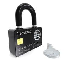 locked_IC_card_key_beside