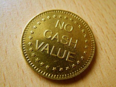 NoCashValue_Token